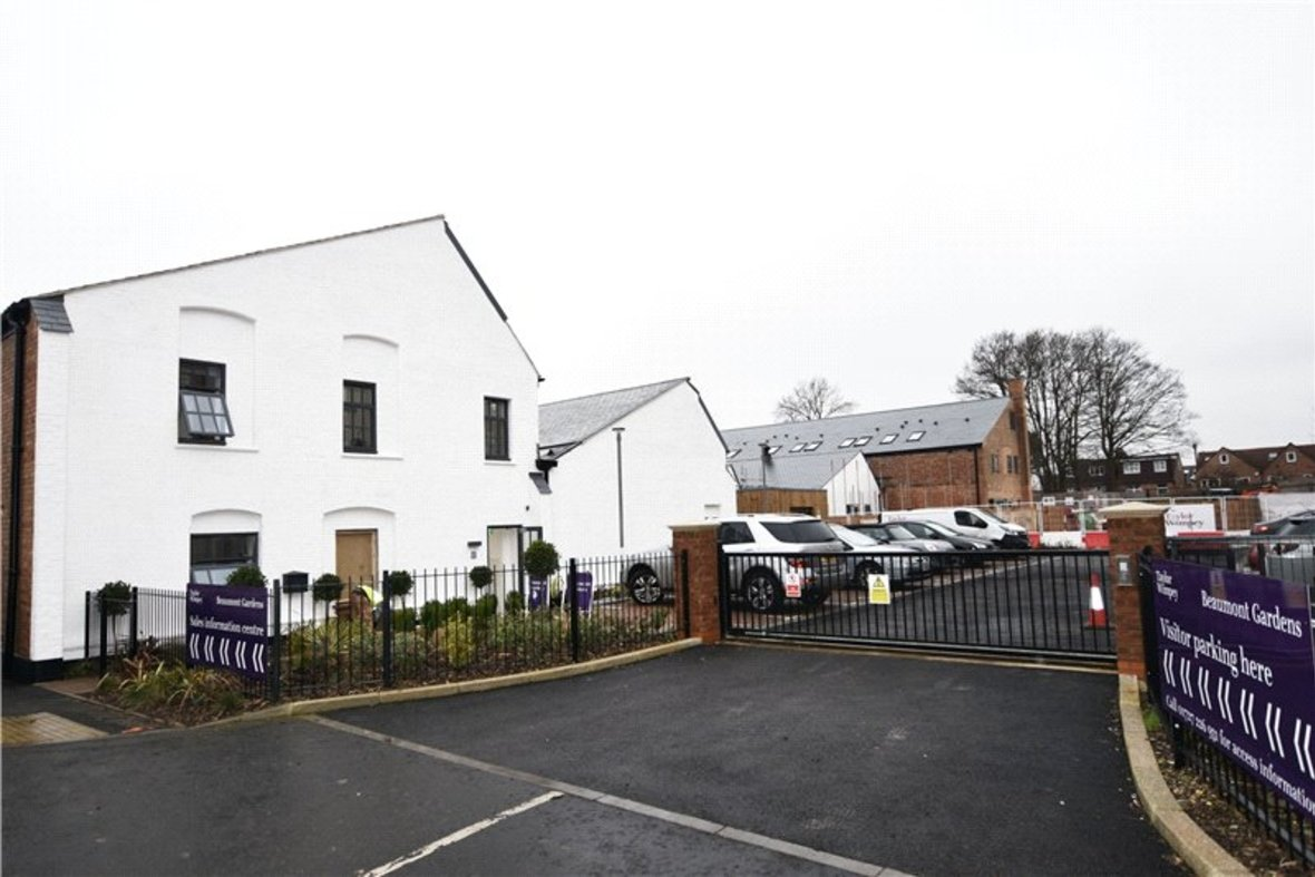 1 Bedroom Apartment Under Offer in Hansell House, Sutton Road, St. Albans, Hertfordshire - View 10 - Collinson Hall