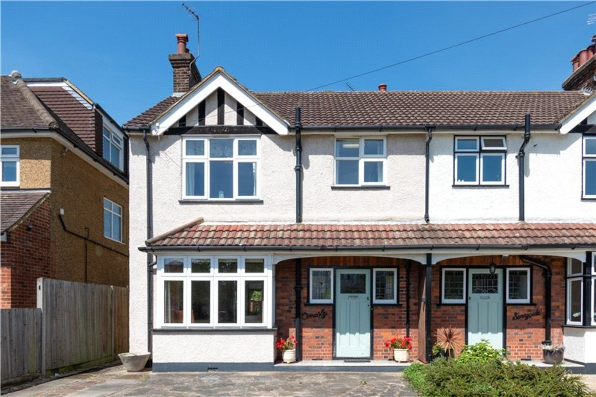 3 Bedrooms House Sold Subject To Contract in Sandridge Road, St. Albans, Hertfordshire - View 1 - Collinson Hall