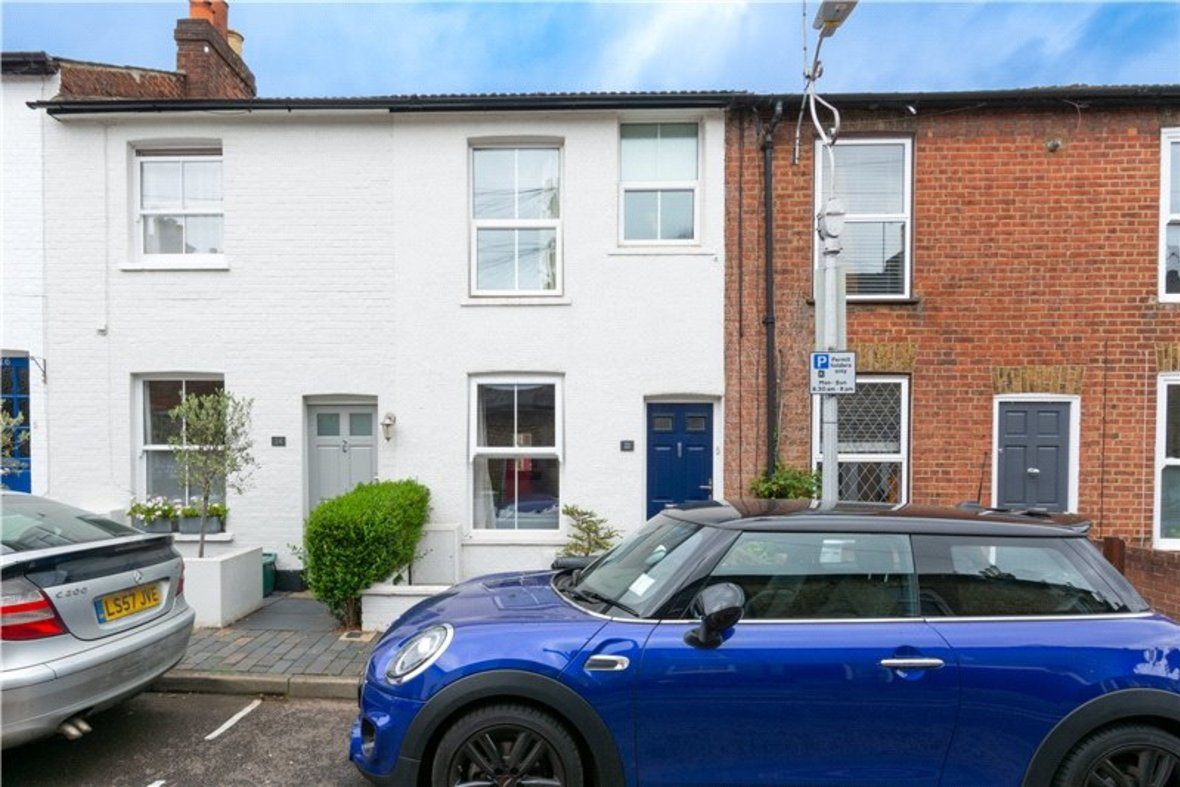 2 Bedrooms House Sold Subject To Contract in Alexandra Road, St. Albans, Hertfordshire - View 16 - Collinson Hall
