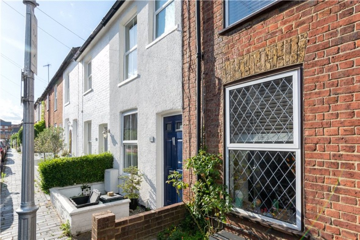 2 Bedrooms House Sold Subject To Contract in Alexandra Road, St. Albans, Hertfordshire - View 13 - Collinson Hall