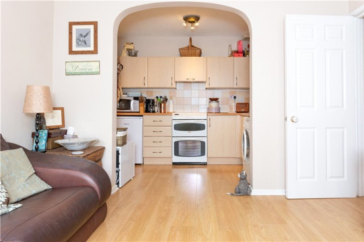 1 Bedroom Maisonette Sold Subject To Contract in Chatsworth Court, St. Albans, Hertfordshire - View 3 - Collinson Hall