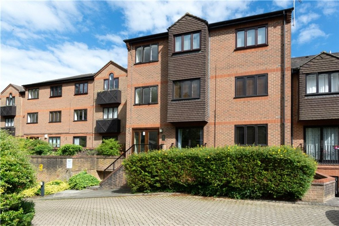 1 Bedroom Maisonette Sold Subject To Contract in Chatsworth Court, St. Albans, Hertfordshire - View 1 - Collinson Hall