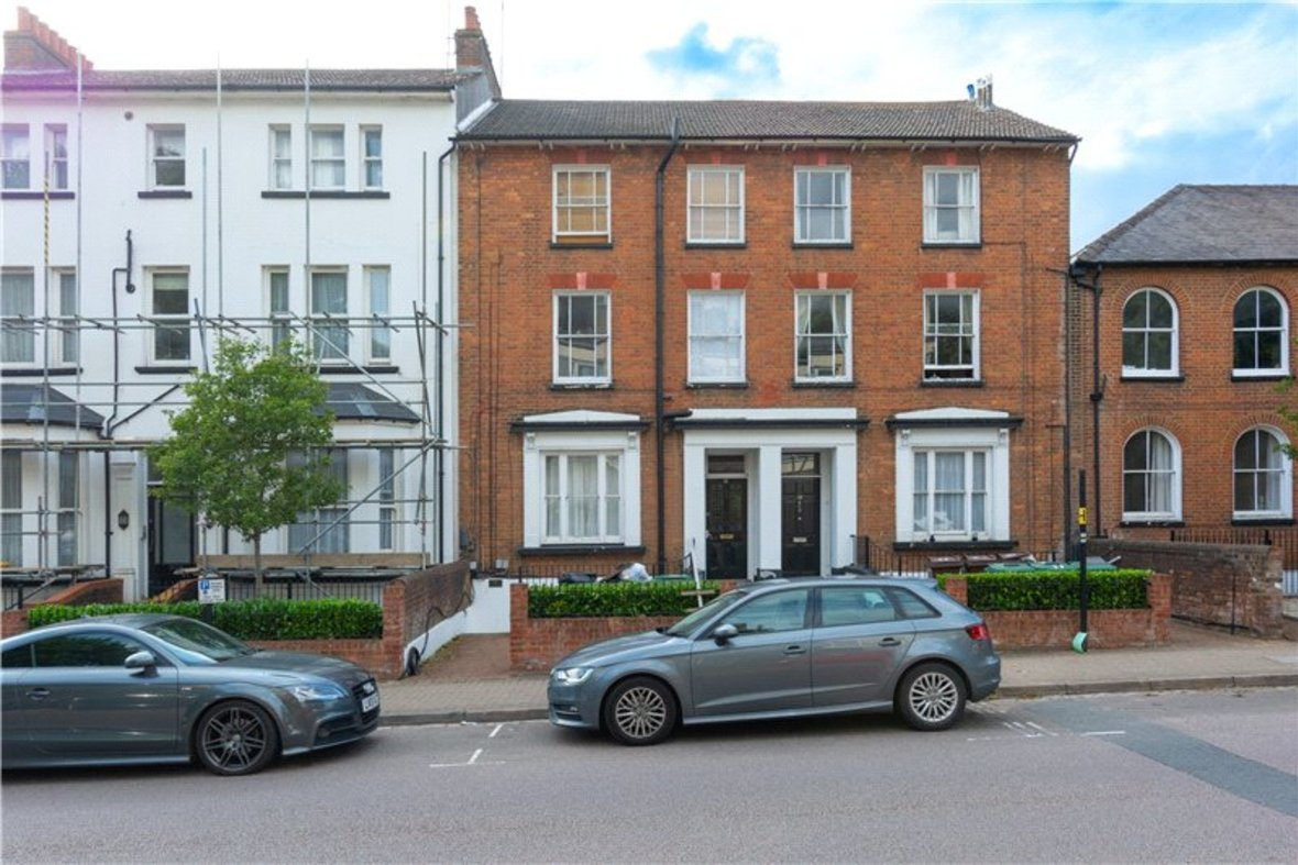 1 Bedroom Apartment Sold Subject To Contract in Alma Road, St. Albans, Hertfordshire - View 1 - Collinson Hall
