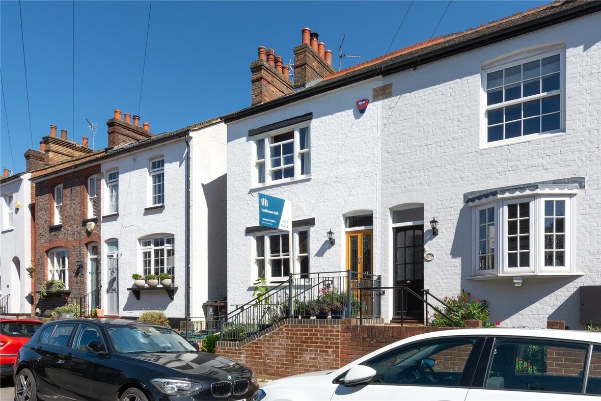 3 Bedroom House Sold Subject To Contract in Cannon Street, St. Albans, Hertfordshire - View 1 - Collinson Hall