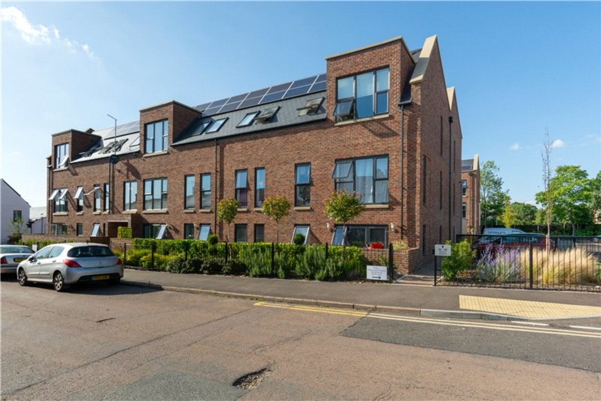 1 Bedroom Apartment For Sale in Hansell Gardens, Hedley Road - View 1 - Collinson Hall