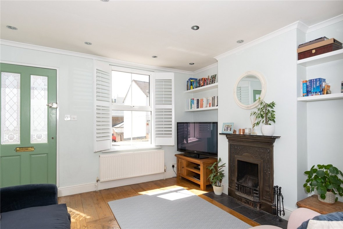 2 Bedroom House Sold Subject To Contract in Bedford Road, St. Albans, Hertfordshire - View 2 - Collinson Hall