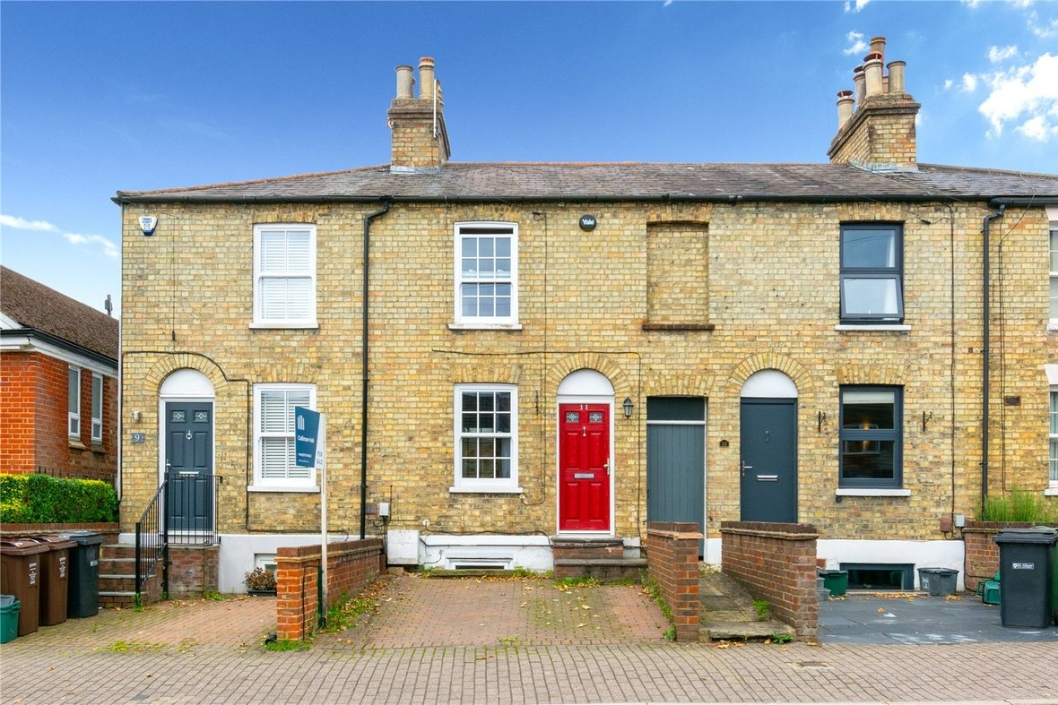 3 Bedroom House For Sale in Lattimore Road, St. Albans, Hertfordshire - View 1 - Collinson Hall