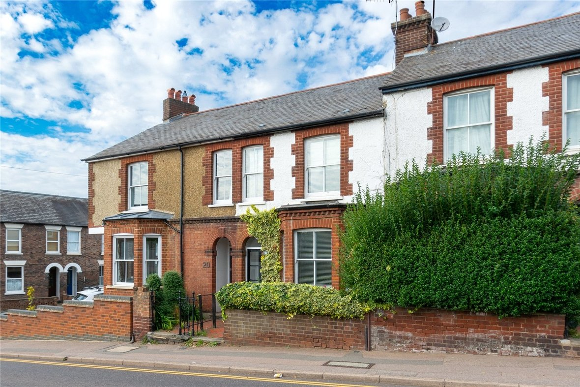 3 Bedroom House Sold Subject To Contract in Folly Lane, St Albans - View 15 - Collinson Hall
