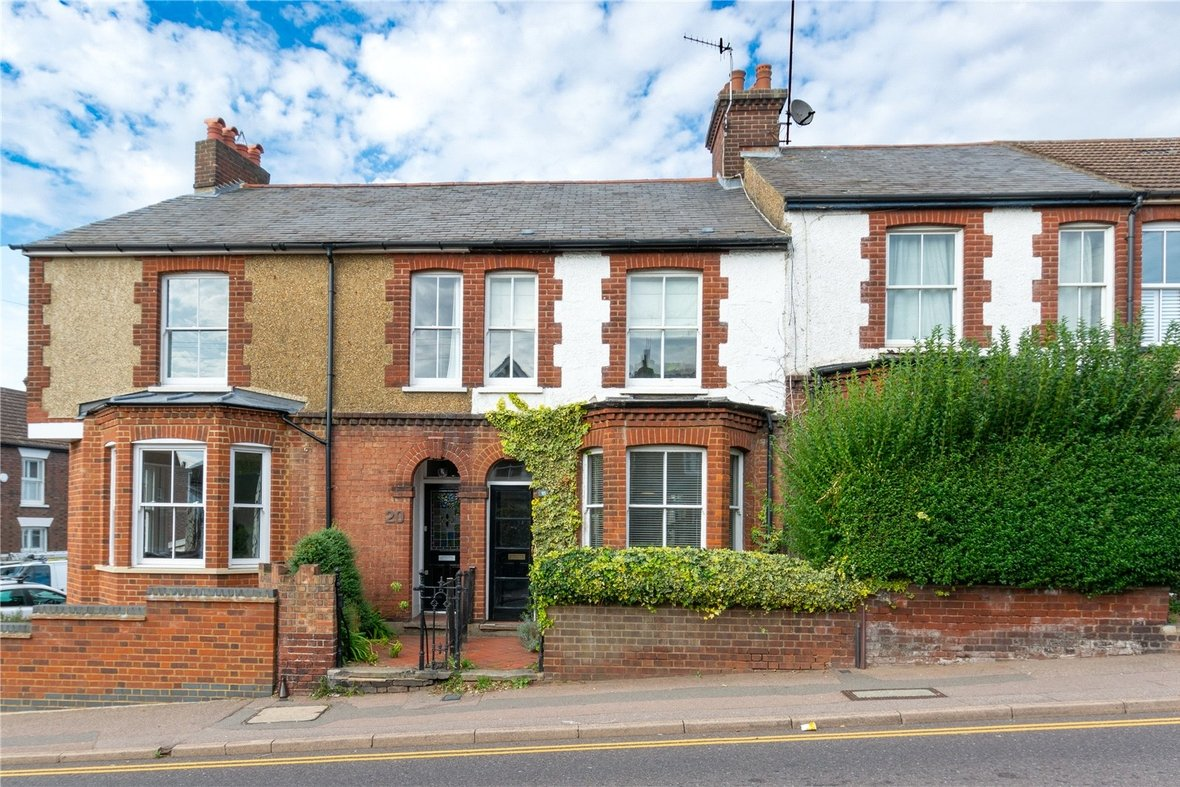 3 Bedroom House Sold Subject To Contract in Folly Lane, St Albans - View 2 - Collinson Hall