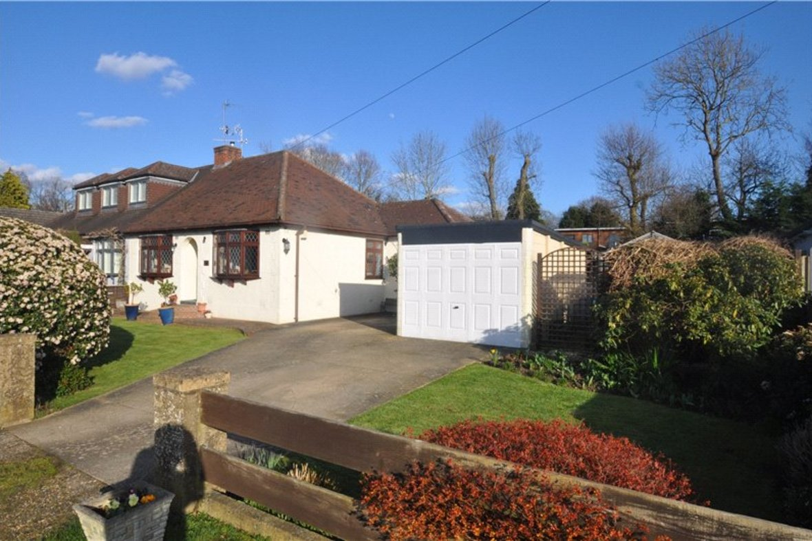 3 Bedrooms Bungalow Sold Subject To Contract in Wildwood Avenue, Bricket Wood, St. Albans, Hertfordshire - View 1 - Collinson Hall