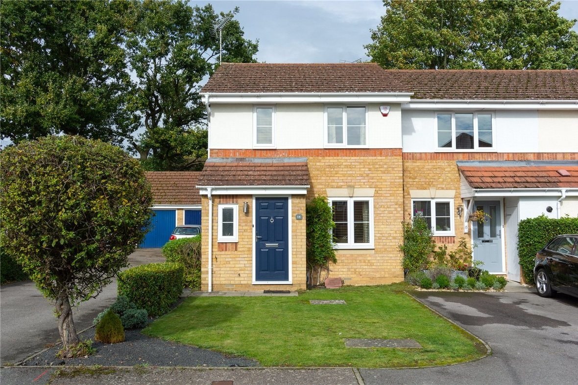 3 Bedroom House For Sale in Bell View, St. Albans, Hertfordshire - View 1 - Collinson Hall