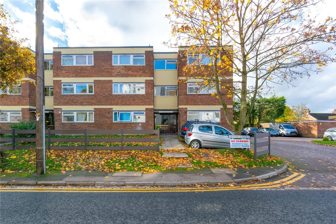 1 Bedroom Apartment For Sale in Devon Court, St Albans - View 13 - Collinson Hall