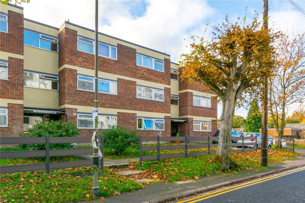 1 Bedroom Apartment For Sale in Devon Court, St Albans - View 14 - Collinson Hall