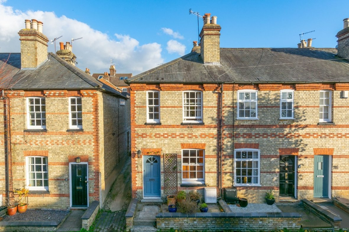 2 Bedroom House For Sale in Oster Street, St. Albans, Hertfordshire - View 1 - Collinson Hall
