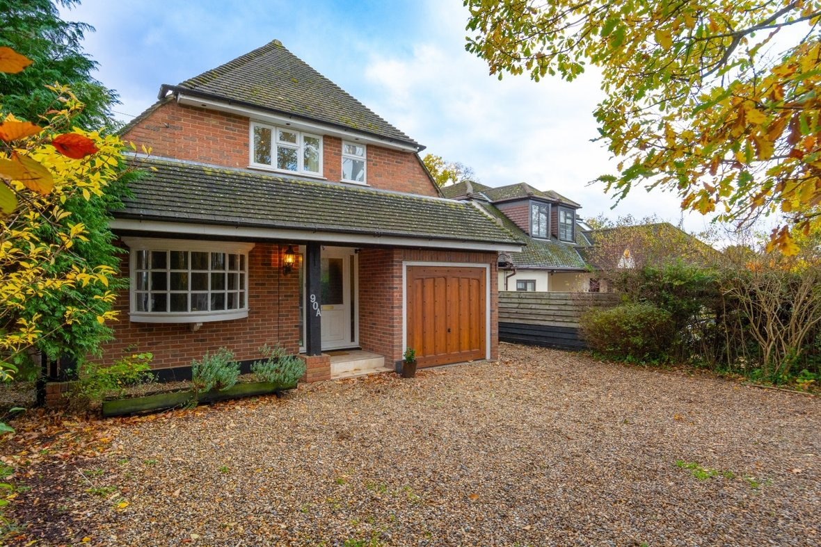 5 Bedroom House Sold Subject To Contract in Mount Pleasant Lane, Bricket Wood, St. Albans, Hertfordshire - View 16 - Collinson Hall