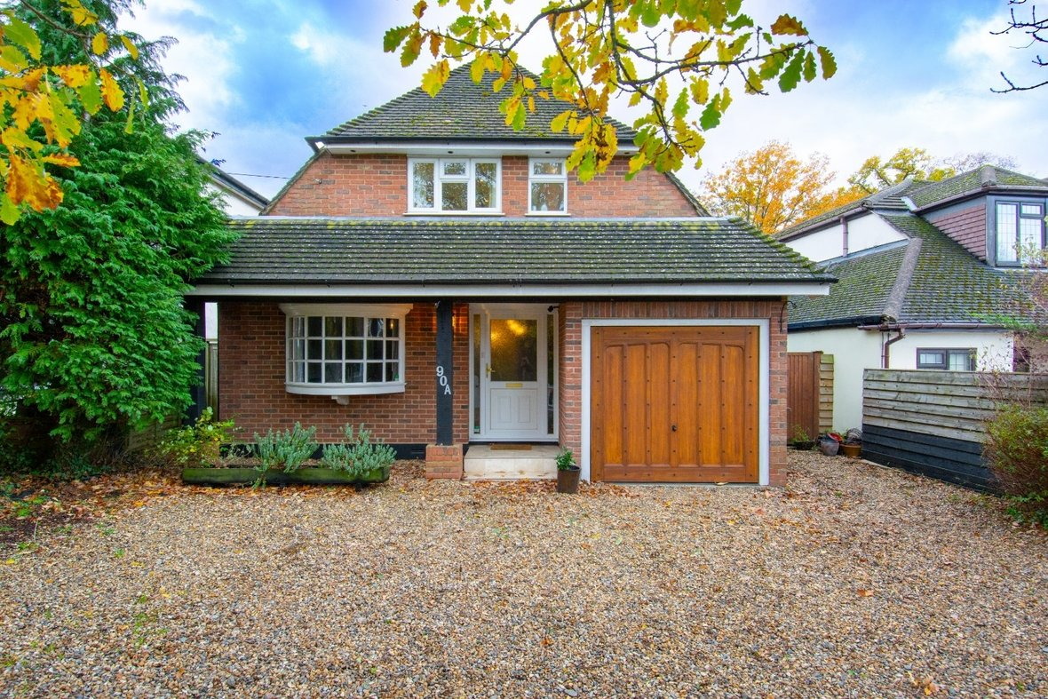 5 Bedroom House Sold Subject To Contract in Mount Pleasant Lane, Bricket Wood, St. Albans, Hertfordshire - View 2 - Collinson Hall