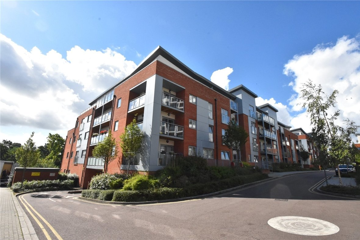 2 Bedroom Apartment Under Offer in Charrington Place, St. Albans, Hertfordshire - View 1 - Collinson Hall