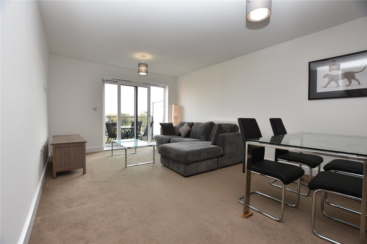 2 Bedroom Apartment Under Offer in Charrington Place, St. Albans, Hertfordshire - View 3 - Collinson Hall