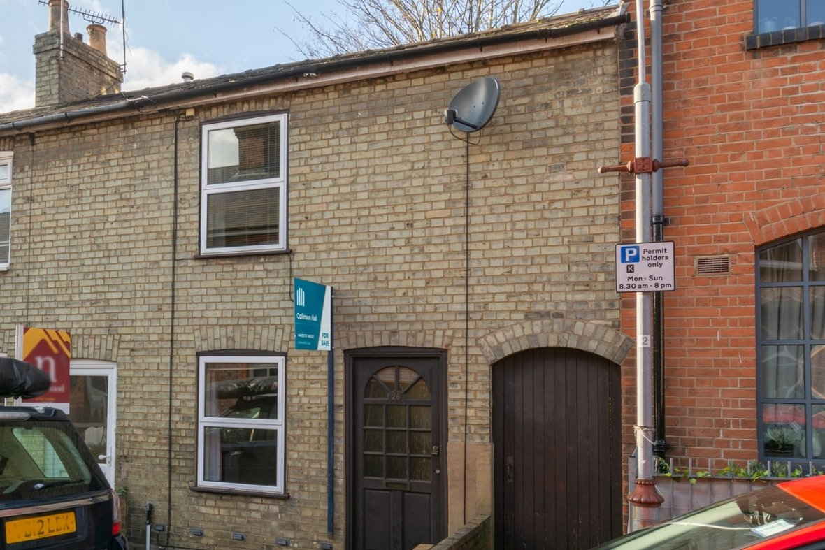 2 Bedroom House Sold Subject To Contract in Inkerman Road, St. Albans - View 1 - Collinson Hall