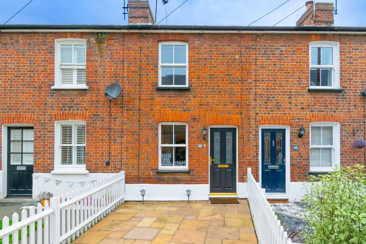 2 Bedroom House For Sale in Inkerman Road, St. Albans, Hertfordshire - View 1 - Collinson Hall