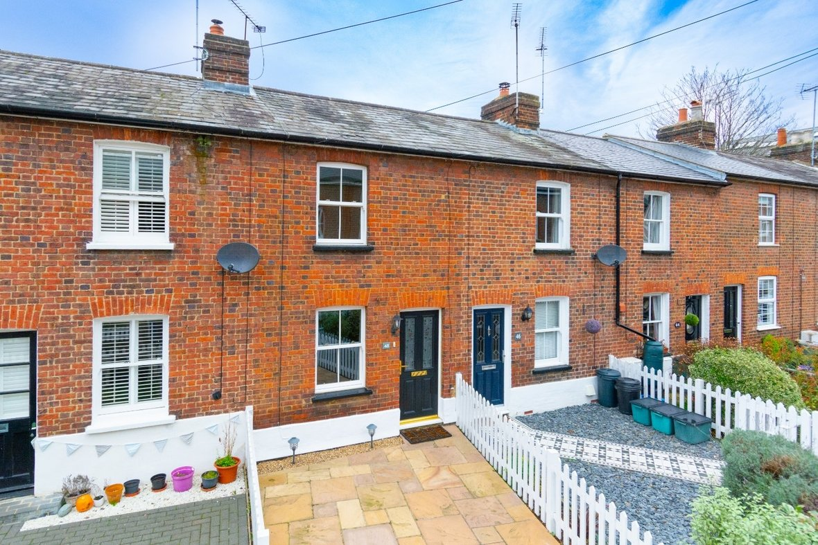 2 Bedroom House For Sale in Inkerman Road, St. Albans, Hertfordshire - View 15 - Collinson Hall