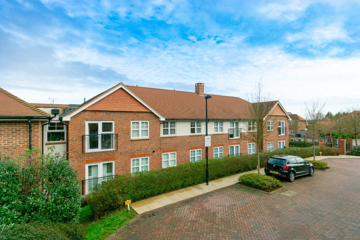 2 Bedroom Apartment Sold Subject To Contract in Wordsworth Close, Kings Park, St. Albans - View 1 - Collinson Hall