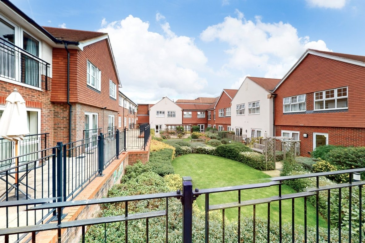 2 Bedroom Apartment Sold Subject To Contract in Wordsworth Close, Kings Park, St. Albans - View 2 - Collinson Hall