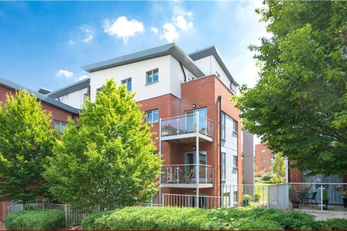 2 Bedroom Apartment Sold Subject To Contract in Roma House, Charrington Place, St Albans - View 1 - Collinson Hall