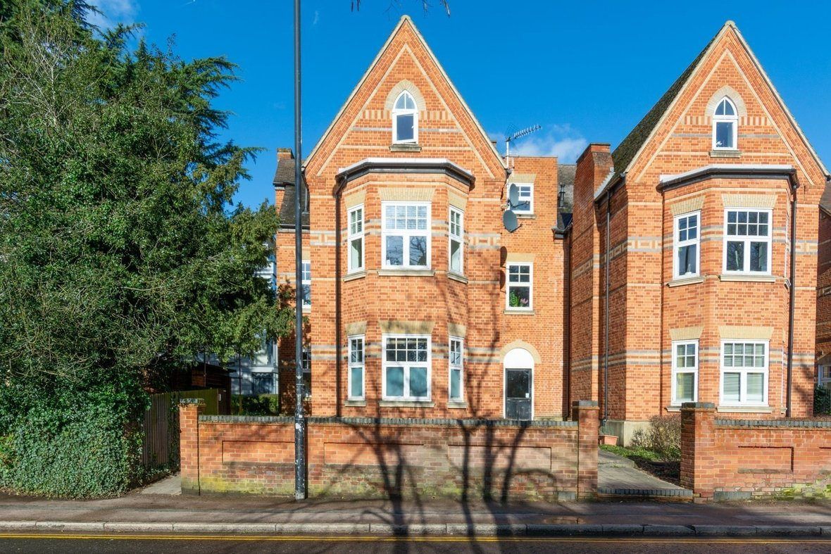 2 Bedroom Apartment New Instruction in Newsom Place, Hatfield Road, St. Albans - View 2 - Collinson Hall