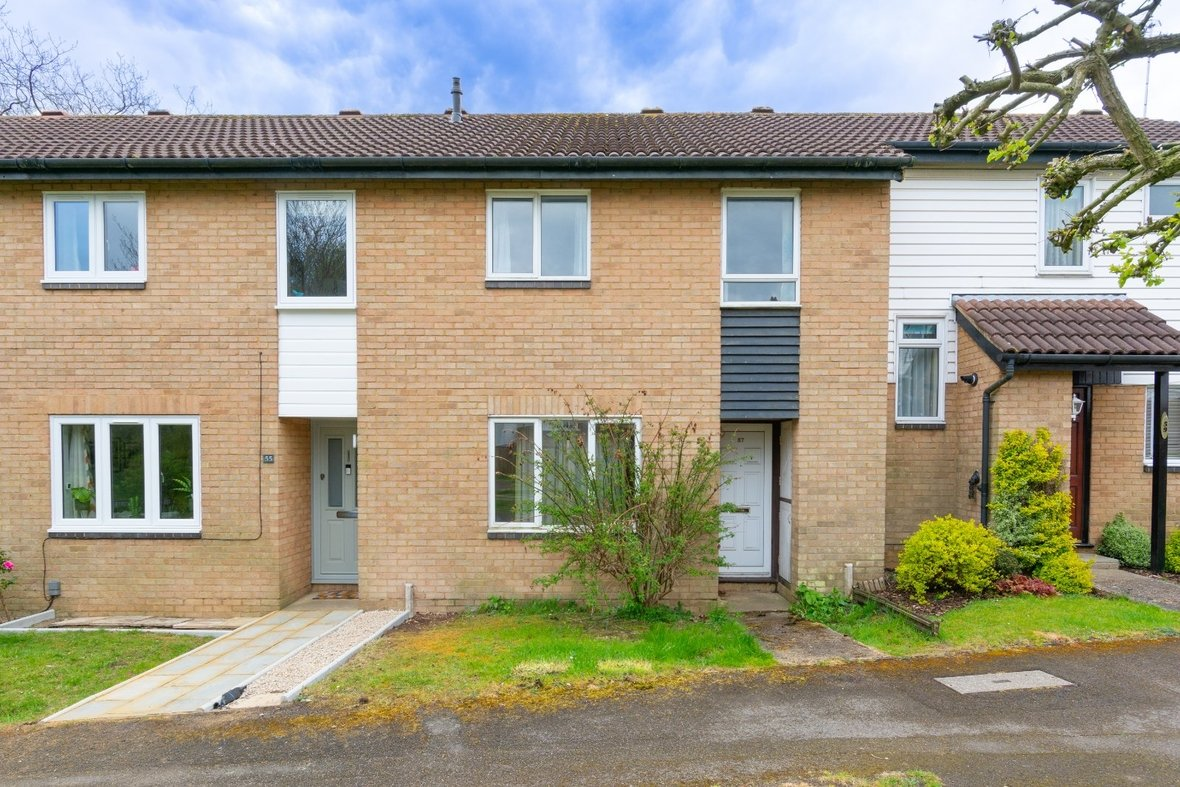 3 Bedroom House Sold Subject To Contract in Richmond Walk, St. Albans - View 1 - Collinson Hall