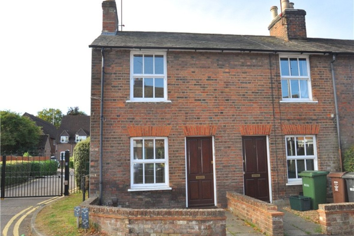 2 Bedrooms House For Sale in Grove Road, Harpenden, Hertfordshire - View 1 - Collinson Hall