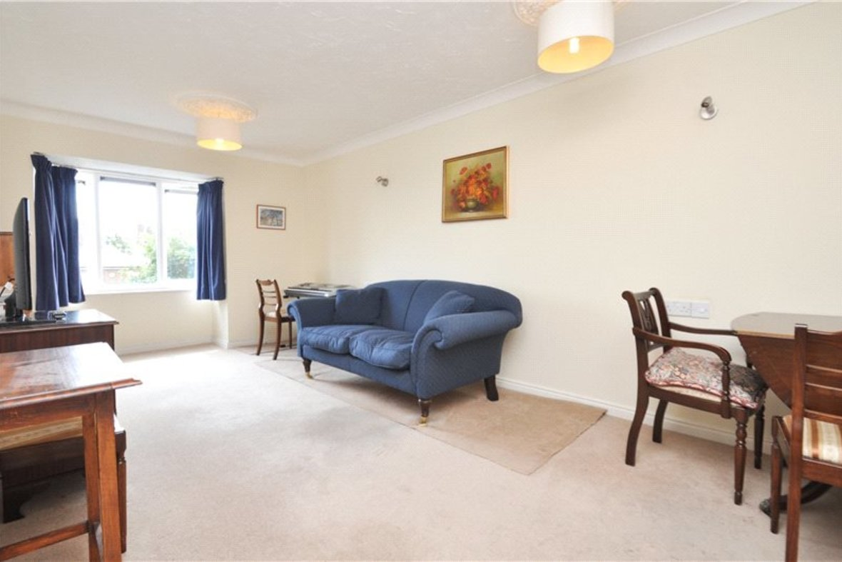 1 Bedroom Apartment For Sale in Davis Court, Marlborough Road, St. Albans, Hertfordshire - View 2 - Collinson Hall