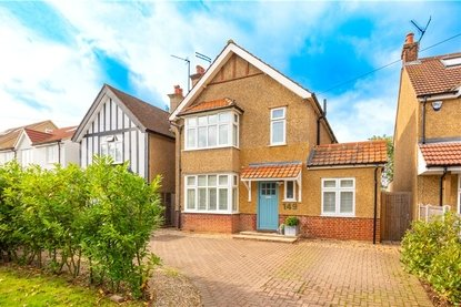 4 Bedroom House Sold Subject To Contract in Sandridge Road, St. Albans, Hertfordshire - Collinson Hall