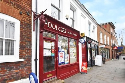 Retail For Sale in St Peters Street, St. Albans, Hertfordshire - Collinson Hall