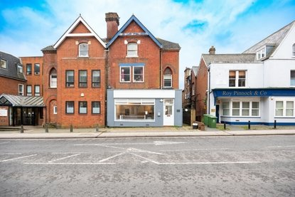 Retail To Let in London Road, St. Albans, Hertfordshire - Collinson Hall