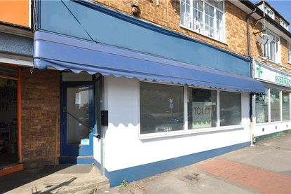 Retail Under Offer in Watford Road, Chiswell Green, St. Albans, Hertfordshire - Collinson Hall