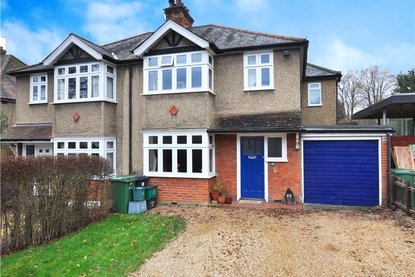 4 Bedroom House Sold Subject To Contract in Harpenden Road, St. Albans, Hertfordshire - Collinson Hall