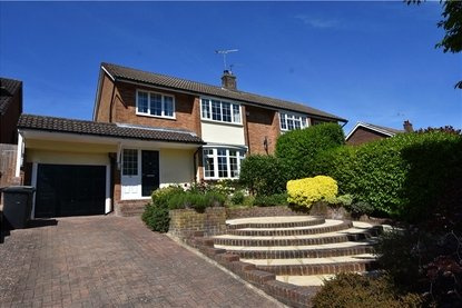 3 Bedrooms House Sold Subject To Contract in Butt Field View, St. Albans - Collinson Hall