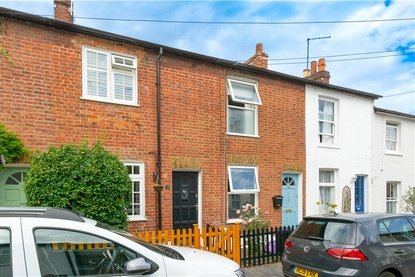 2 Bedroom House Sold Subject To Contract in Alexandra Road, St. Albans, Hertfordshire - Collinson Hall