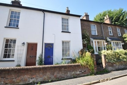 2 Bedroom House Sold Subject To Contract in Sopwell Lane, St. Albans, Hertfordshire - Collinson Hall