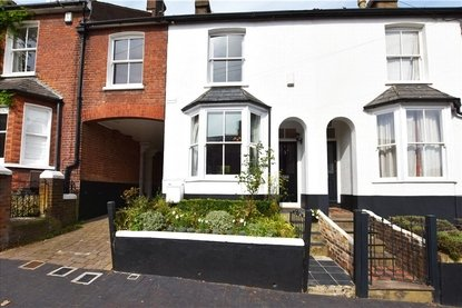 2 Bedroom House New Instruction in Hill Street, St. Albans, Hertfordshire - Collinson Hall