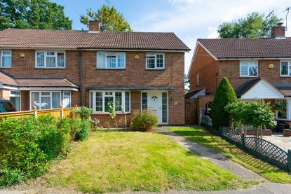 3 Bedroom House Sold Subject To Contract in Hunters Ride, Bricket Wood, St. Albans - Collinson Hall