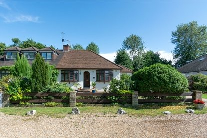 3 Bedroom Bungalow Sold Subject To Contract in Wildwood Avenue, Bricket Wood, St. Albans, Hertfordshire - Collinson Hall