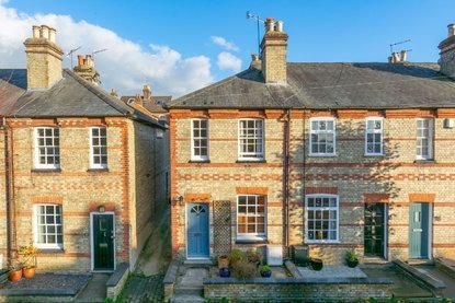 2 Bedroom House Sold Subject To Contract in Oster Street, St. Albans, Hertfordshire - Collinson Hall