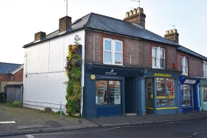 Retail Under Offer in Catherine Street, St. Albans, Hertfordshire - Collinson Hall