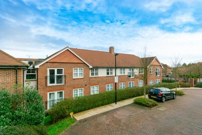 2 Bedroom Apartment Sold Subject To Contract in Wordsworth Close, Kings Park, St. Albans - Collinson Hall