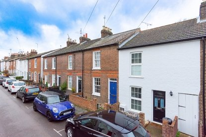 2 Bedroom House Sold Subject To Contract in Alexandra Road, St. Albans - Collinson Hall