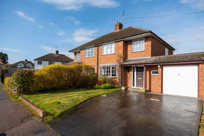 3 Bedroom House Sold Subject To Contract in Stanmount Road, St. Albans - Collinson Hall