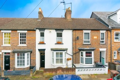 2 Bedroom House Let in Cavendish Road, St. Albans - Collinson Hall