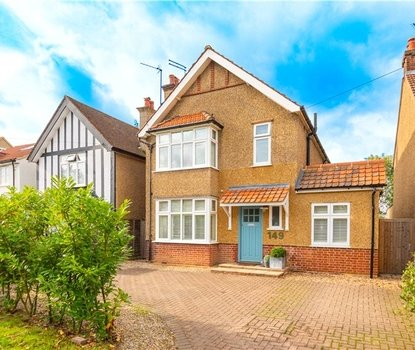 4 Bedrooms House Sold Subject To Contract in Sandridge Road, St. Albans, Hertfordshire - Collinson Hall